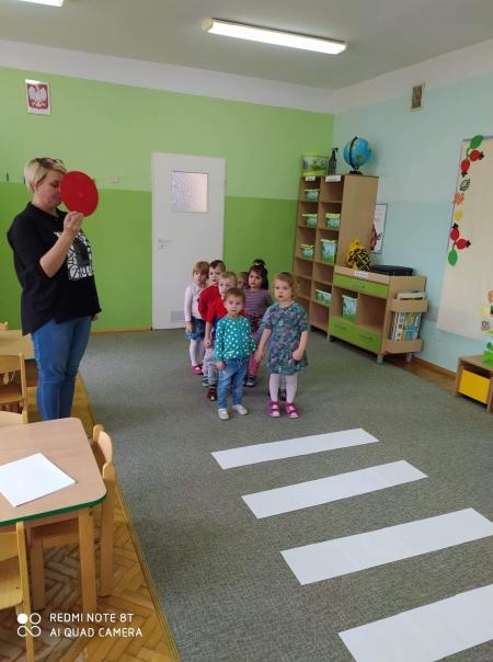 Projekt ,, Bezpieczny przedszkolak''